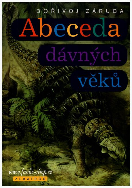 Abeceda dávných věků - Bořivoj Záruba - obal.jpg
