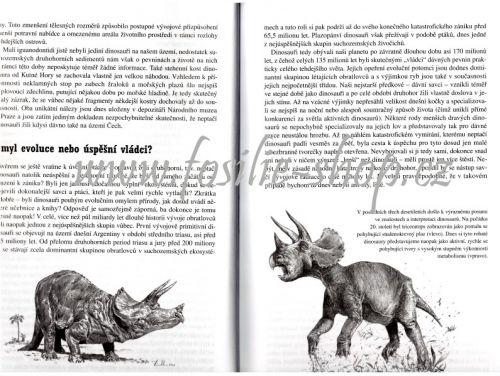 Dinosauři od Pekelného potoka - Vladimír Socha - ukázka z knihy
