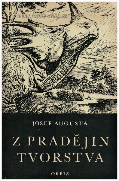 Z pradějin tvorstva - Josef Augusta - obalka